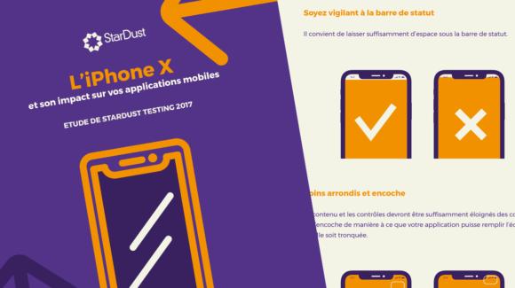 Livre Blanc : impact de l'iPhoneX sur vos applications mobiles